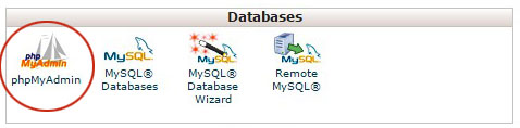Remove the database entries manually -1
