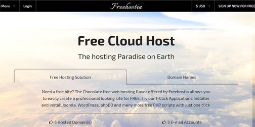 Best Free Website Hosting - Freehostia