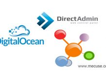 Install Directadmin on Digitalocean droplet