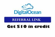 DigitalOcean Referral Link