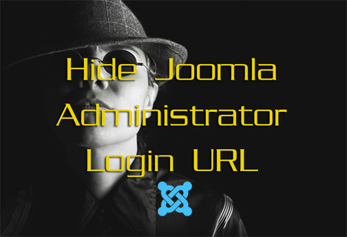 Hide the Joomla Administrator Login URL