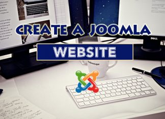 Create a Joomla Website - Joomguide
