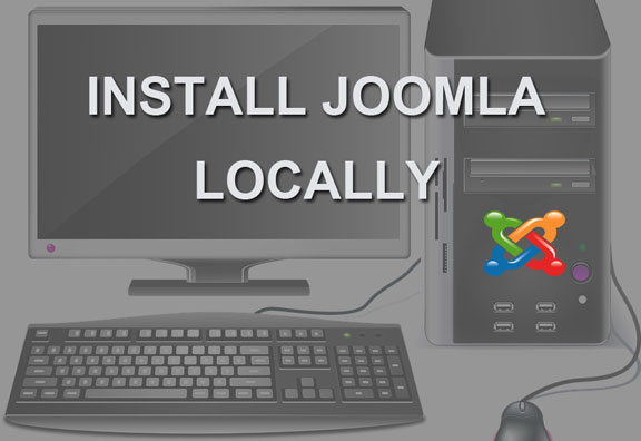 Install Joomla Locally